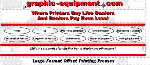 Used Printing Presses